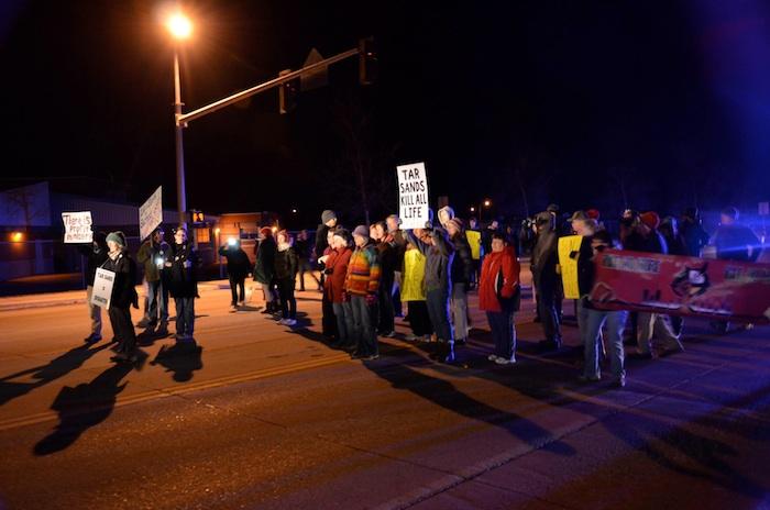megaloadprotest